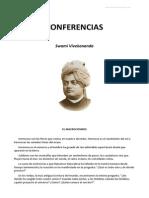 Conferencias Swami Vivekananda