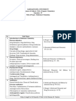 Medicinal Chemistry Study Material
