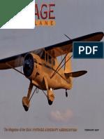 Vintage Airplane - Feb 2007