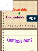 Countable and Incountable