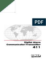 411 Digital Alarm Communicator Transmiter 50921