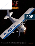 Vintage Airplane - Feb 2008