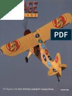 Vintage Airplane - Aug 2009