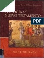 Teologia Del Nuevo Testamento_ - Frank Thielman