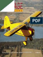 Vintage Airplane - Oct 2011