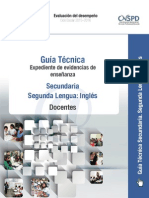 13 Guia Técnica Docentes Secundaria-Ingles