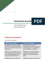Tipos de Problemas del Diseño