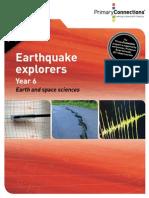 earthquake explorers