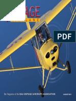 Vintage Airplane - Aug 2011