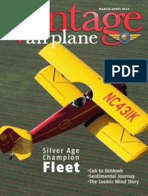 Aeroclassic PPL Pilot Piper Cub Aircraft Inspired T-Shirt