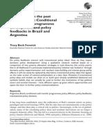 Conditional Cash Transfer in Brazil