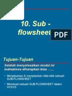 Module 10 Hysys
