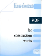 General Conditions of Contract-1st Edition 2004