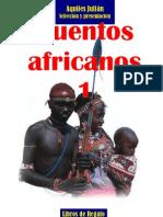 CUENTOS AFRICANOS, SELECCIÓN Y PRESENTACIÓN POR AQUILES JULIÁN