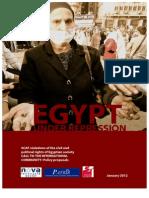 Egypt Under Repression