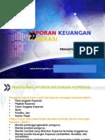 Laporan Keuangan Koperasi (lak)