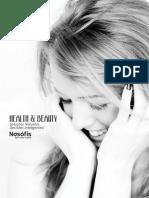 Catalogo Nasófis 2015 - Health and Beauty