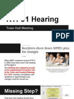 RTPJ1 Hearing 13 July 2015