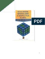 José Vesentini - Nova Ordem, Imperialismo e Geopolítica Global