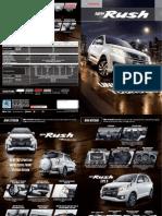 Rush 2015 Brochure