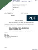 Sprint Communications Company LP v. Vonage Holdings Corp., et al - Document No. 121