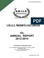 AGM Notice & Annual Report 13 14.pdf
