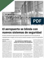 150713 La Verdad CG- El Aeropuerto Se Blinda Con Nuevos Sistemas de Seguridad p.6