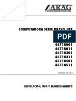 Manual Bravo 180
