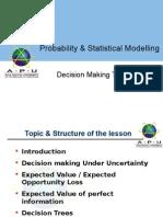 PSM Decision Making Techniques (1)