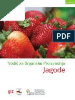 Vodic Za Organsku Proizvodnju Jagode