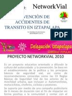 PROYECTO networkvial iztapalapa2010