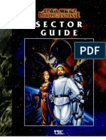 Star Wars - d6 - Lords of the Expanse - Sector Guide and GM Guide