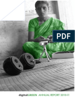 Digital Green Annual Report 2010-2011
