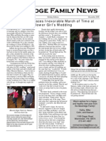 Bev Fam News 2008