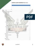 Documentación de La Beta Powerplay Ver Es-1.2