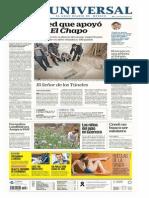 GradoCeroPress-Portadas Medios Nacionales-Lunes 13 Julio 2015