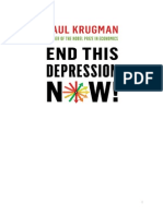 End This Depression Now_Krugman