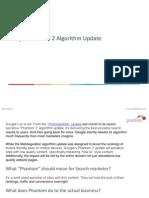 Google Phantom 2 Algorithm Update | Position2