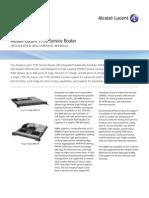 Alcatel-Lucent 7750 Service Router
