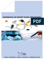 Handbook on Patent Filing