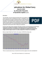 2015 0622 Dynamika Capital Greece Implications for Global Carry