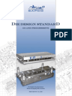 Die Design Standards-Sapco