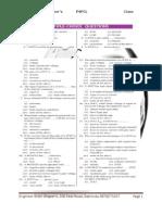 PSPCL Class Notes-6