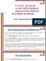 Estatuto Do Servidos - Slides Aula (1)