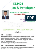 Protection & Switchgear