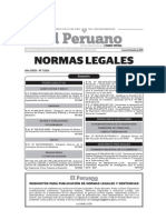 Boletín 13-07-2015 Normas Legales TodoDocumentos.info