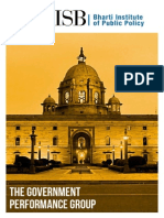 The Government Performane Group (TGPG)