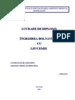 Leucemie-licenta