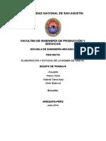 Universidad Nacional de San Agustin Bomba de Ariete Presentacion Martes