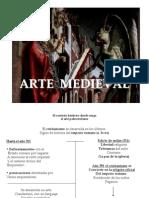 Resumen Periodos Del Arte en La Edad Media